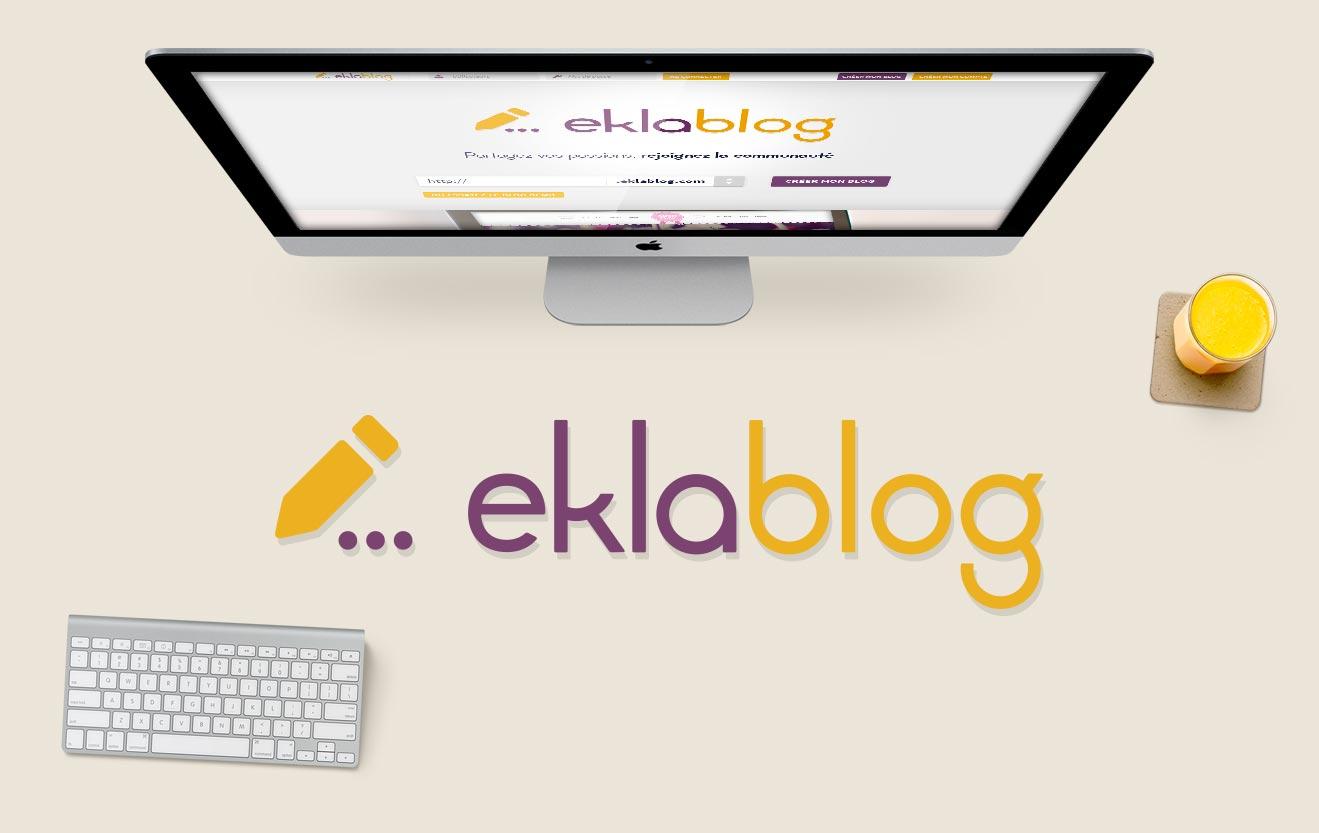eklablog création d'un logo