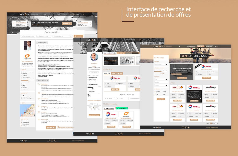 Page intérieure freelance