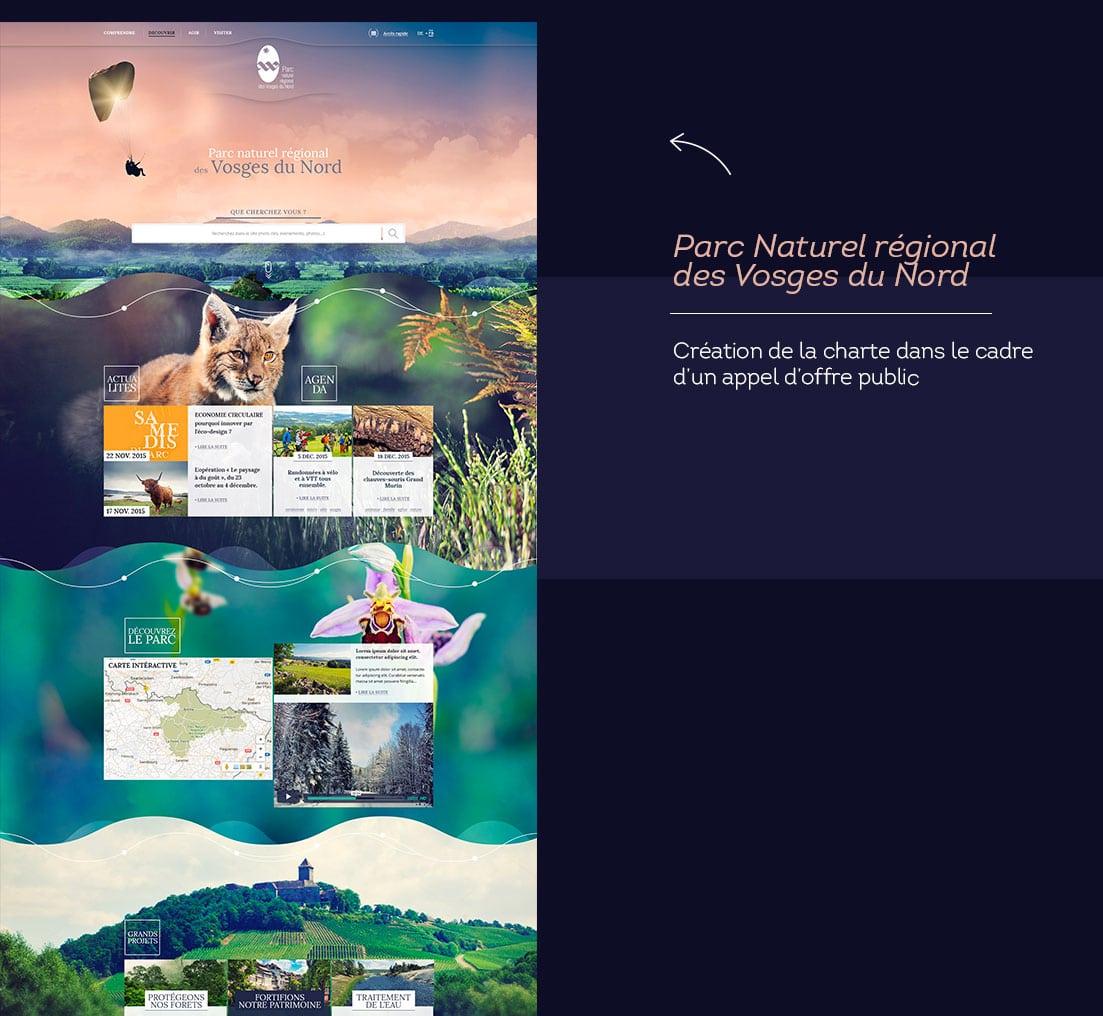 Webdesigner freelance pour Vosges du Nord