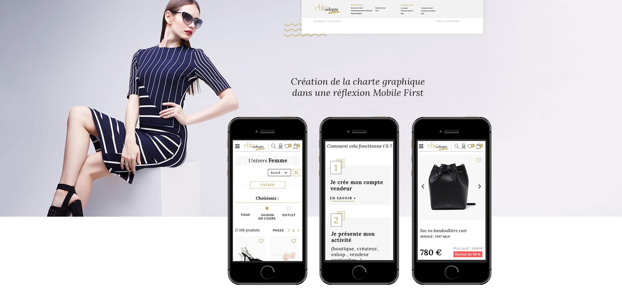Webdesigner freelance responsive en Vendée