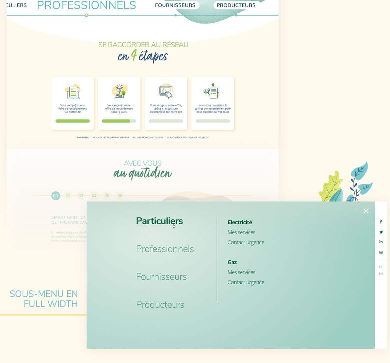 Webdesigner freelance sous traitance agence