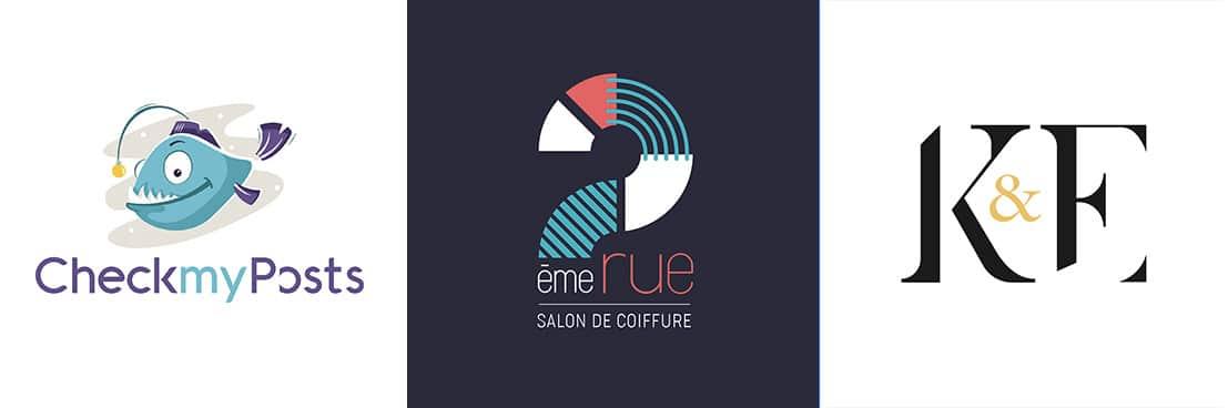 Logo startup en freelance
