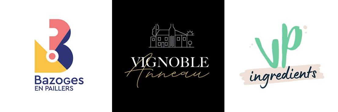Création de logos en Vendée