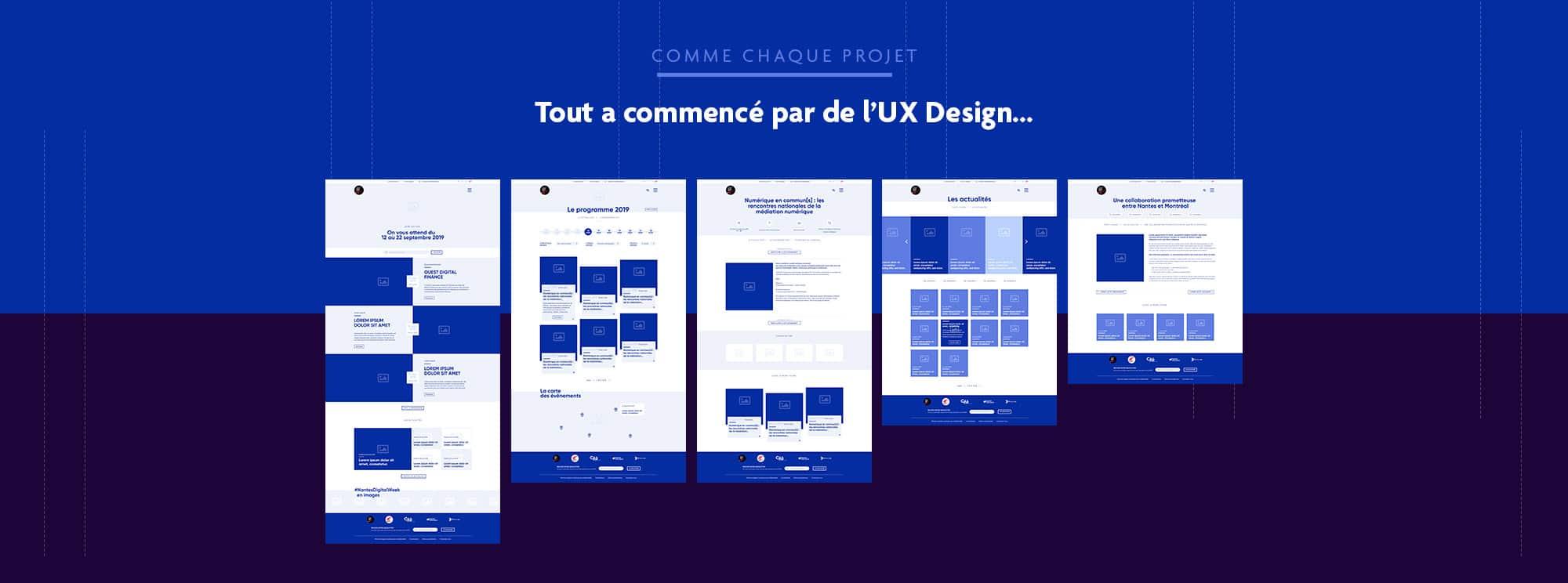 UX Design et ergonomie