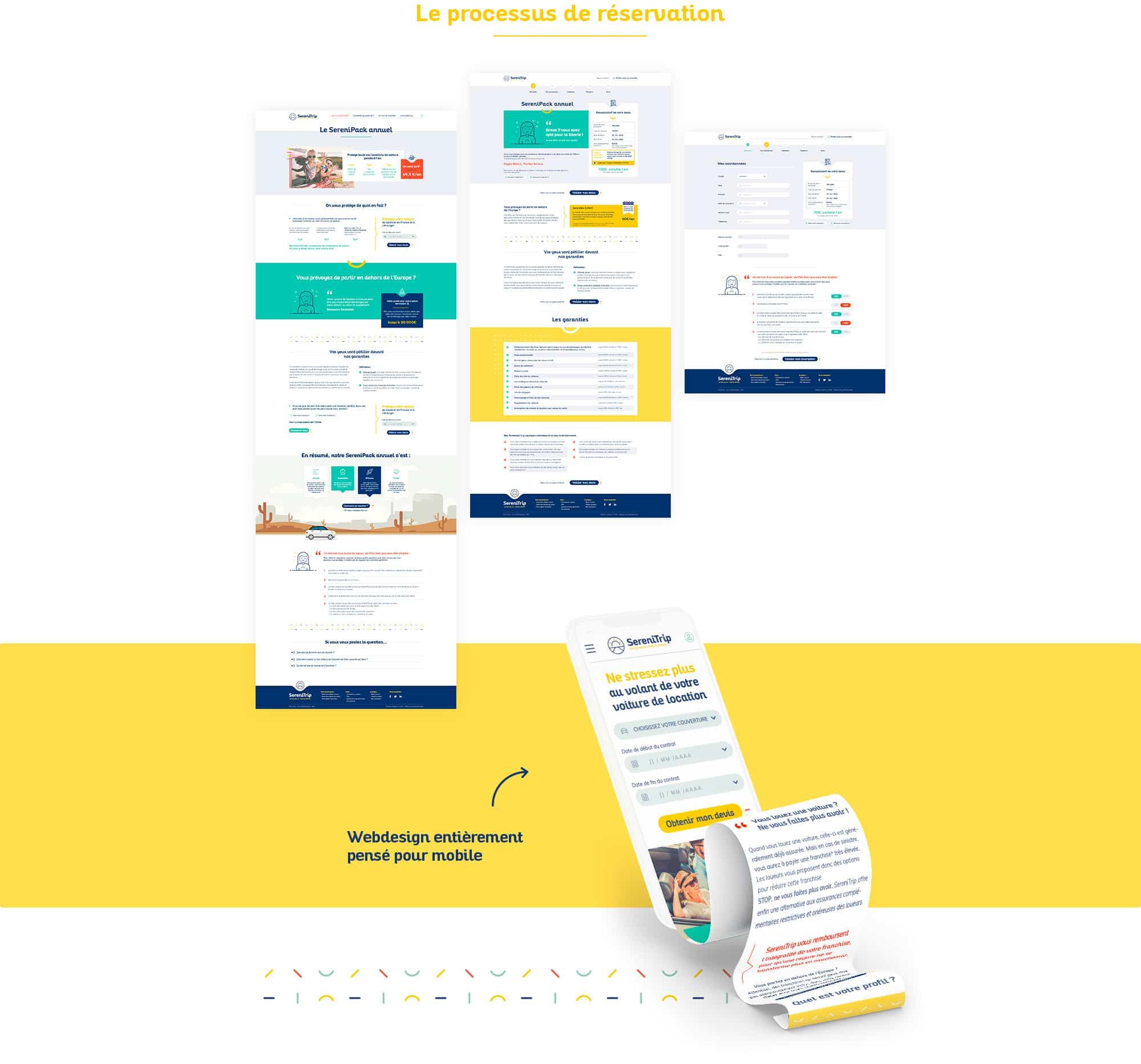 Création de site internet sur Nantes