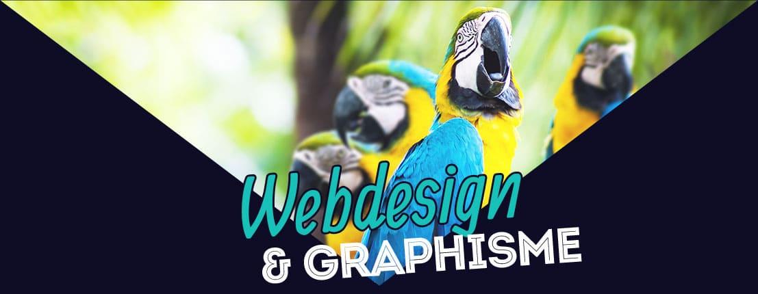 Webdesigner et graphiste freelance